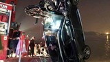 Vụ ô tô rơi khỏi cầu Chương Dương: Phán đoán lý do các nạn nhân không thoát được ra ngoài