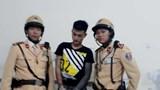 Hà Nội: Cảnh sát giao thông truy bắt nóng nhóm đối tượng tín dụng đen xiết nợ đánh, giữ người