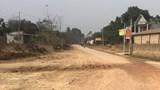 Điều chỉnh dự án nâng cấp tỉnh lộ 411 tại huyện Ba Vì