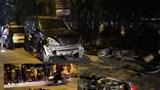 Thông tin mới nhất vụ nữ tài xế xe Lexus gây tai nạn trên phố Trích Sài