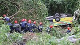 Khởi tố vụ án liên quan đến tai nạn xe khách rơi xuống đèo Hải Vân