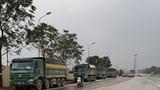 Đại lộ Thăng Long: Giao thông hỗn loạn