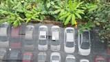 Yêu cầu làm rõ phản ánh về bãi gửi xe lậu dưới gầm cầu Thăng Long