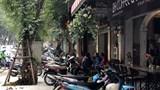 Tại phường Nguyễn Du, quận Hai Bà Trưng: Người đi bộ bị lãng quên