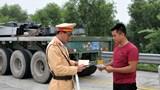 Hơn 30.000 trường hợp vi phạm luật giao thông bị xử lý trên QL 1A