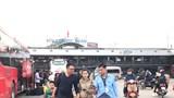 Người dân hối hả rời Thủ đô về quê đón Tết