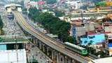 Đường sắt Cát Linh - Hà Đông dự kiến chạy vào tháng 4/2019