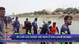 Xe chở lao động Việt Nam ở Thái Lan bị tai nạn