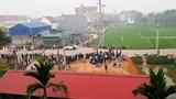 Kinh hoàng xe khách đâm vào đoàn người đưa tang, khiến 10 người thương vong