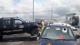 Thông tin mới vụ tài xế dùng rìu tấn công người dân, tông tử vong đại úy CSGT