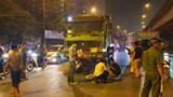 Xe tải tông xe máy trên đường Nguyễn Xiển, 1 phụ nữ tử vong