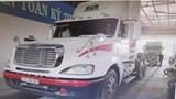 Xe đầu kéo container bị mất trộm tại cảng lớn nhất Sài Gòn