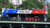 Thủ đô Paris, Pháp cấm xe buýt vào trung tâm thành phố