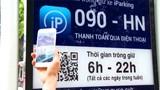 Hà Nội tạm ngừng hoạt động dịch vụ iParking tại một số khu vực