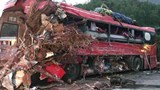 Khởi tố vụ tai nạn giao thông thảm khốc khiến 3 người chết ở Hòa Bình