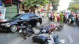 25 người chết vì tai nạn giao thông trong ngày đầu nghỉ lễ Quốc khánh