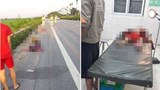 Sóc Sơn: 4 người trong 1 gia đình thương vong sau tai nạn xe máy