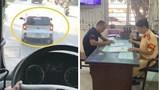 Lý giải của tài xế ô tô không nhường đường cho xe cứu hỏa làm nhiệm vụ