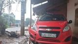 Tìm ra nguyên nhân chiến sĩ công an lái ô tô tông chết người