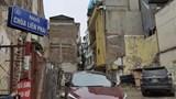 Hà Nội: Chuẩn bị cưỡng chế thu hồi đất phục vụ dự án mở rộng ngõ chùa Liên Phái