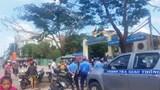 Nguyên nhân khó tin khiến 3 học sinh trên xe đưa đón bị rơi giữa đường