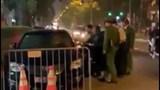 VFF tạm đình chỉ lái xe biển xanh gây tai nạn rồi bỏ chạy trên đường Láng Hạ