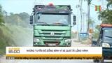 Hà Nội: Những tuyến đê gồng mình vì xe quá tải lộng hành