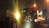 Xe khách húc nhau trên Quốc lộ 1A khiến 4 người thương vong