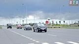 Chuyển giao tuyến đường bộ nối Thái Bình - Hà Nam với đường cao tốc cầu Giẽ - Ninh Bình