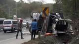 """""""Ma men"""" sau tay lái gây tai nạn khiến 6 người bị thương nặng"""