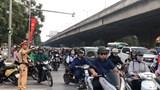"""Giải quyết ùn tắc giao thông tại 72 điểm """"nóng"""" trên địa bàn Thủ đô"""