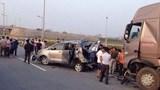 Xét xử vụ Innova đi lùi trên cao tốc Hà Nội - Thái Nguyên: Tòa tiếp tục hoãn