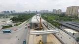Cầu cạn vành đai 3 trên cao Mai Dịch - Nam Thăng Long lùi tiến độ