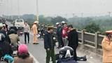Hà Nội: Phát hiện người đàn ông tử vong trên cầu Vĩnh Tuy