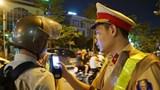 Hà Nội: Xử lý hơn 550 trường hợp vi phạm nồng độ cồn trong 30 ngày qua
