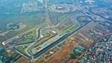 Hà Nội phân luồng giao thông để bảo vệ mặt đường đua F1