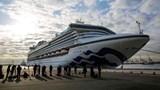 """Tàu du lịch Nhật trở thành """"nhà tù nổi"""" khi số bệnh nhân nhiễm virus corona tăng gấp 3"""