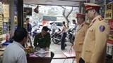 Hà Nội: Xử phạt 4 triệu đồng xưởng sản xuất biển xe giả