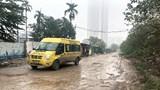 """""""Điểm đen"""" tại đường Nguyễn Cảnh Dị kéo dài: Giám sát chặt để kịp thời xử lý"""