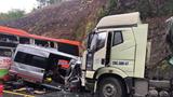 Khoảnh khắc tai nạn kinh hoàng giữa 3 ô tô