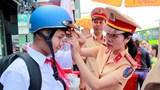 Không đội mũ bảo hiểm cho trẻ em sẽ bị phạt đến 300 ngàn đồng