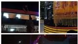Công an vào cuộc điều tra vụ hàng loạt xe khách bị ném đá trên quốc lộ trong đêm