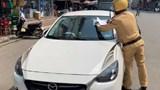 Phạt nguội xe dừng đỗ sai quy định, vi phạm ở Hạ Long giảm hẳn