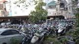 Chỉ được xử lý sau 1 năm: Hàng vạn xe vô chủ trở thành sắt vụn