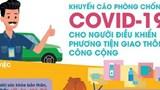 Việc cần làm khi tham gia giao thông công cộng trong mùa dịch Covid-19