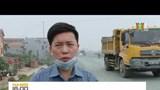 Dự án mở rộng đường đê tả Đáy thi công gây ô nhiễm môi trường