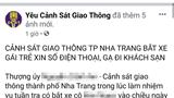 Khánh Hòa xác minh thông tin CSGT gạ tình người vi phạm giao thông