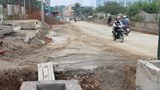 Xây dựng tuyến đường mới thuộc phường Cầu Diễn, quận Nam Từ Liêm