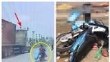 Hà Nội: Truy tìm tài xế xe container gây tai nạn khiến 2 người tử vong