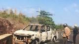 Thông tin mới vụ thi thể cháy đen trong ô tô đỗ ven đường